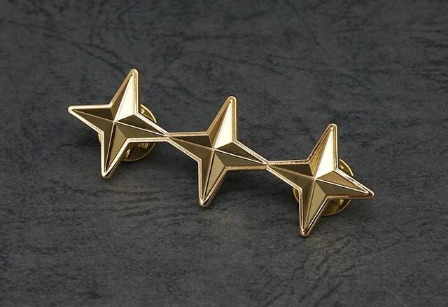 キルラキル 最襲三つ星ピンズ