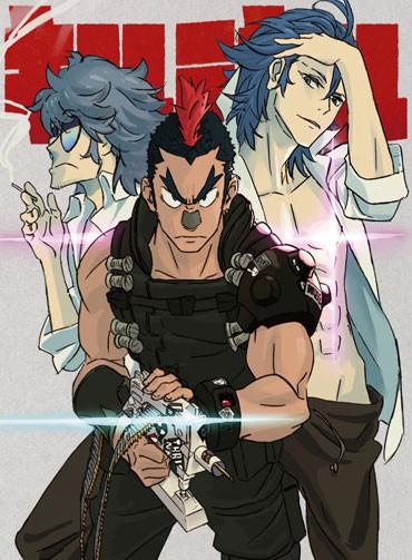 キルラキル Blu-ray 第4巻 【完全生産限定版】