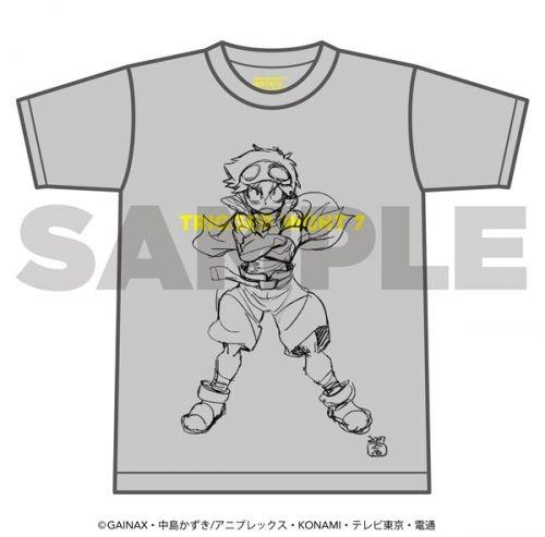 俺達を誰だと思っていやがる!!  Tシャツ シモンver.(Art by.今石洋之)