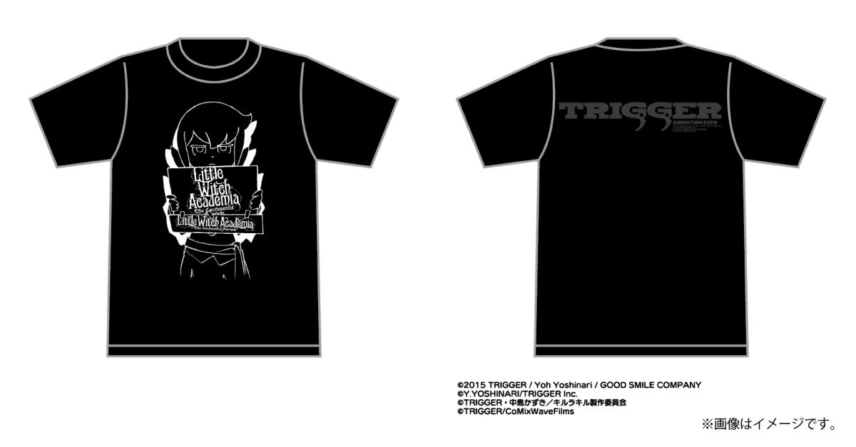 TRIGGER EXPO リトルウィッチアカデミア コンスタンツェ Tシャツ