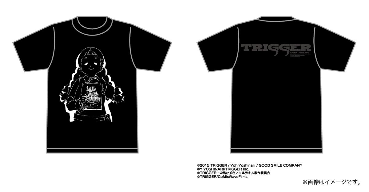 TRIGGER EXPO リトルウィッチアカデミア ヤスミンカ Tシャツ