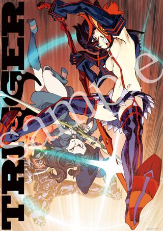 TRIGGER EXPO キービジュアルポスター