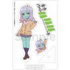 『宇宙パトロールルル子』キャラクターアクリルスタンド/ミドリ