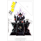 『宇宙パトロールルル子』キャラクターアクリルスタンド/オーバージャスティス本部長